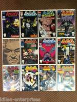 The Punisher #53-64 Comic Book Set Marvel 1991