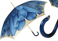 10c0aa758 PASOTTI UMBRELLA - BY PASOTTI OMBRELLI - BLUE DAHLIA UMBRELLA