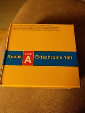 Kodak Ektachrome 160 Type A Super 8 Film. 13 Boxes for Sale.