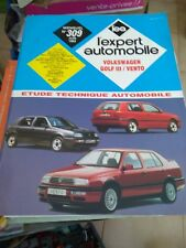 L'EXPERT AUTOMOBILE  N° 309 VW GOLF III  & VENTO