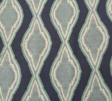 Impressions Spring 2013 Diamond Ty Pennington BTY Gray Blue Green Geometric