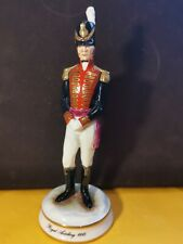 Michael Sutty Officer / Soldier of Royal  Artillery 1815 Military Figurine