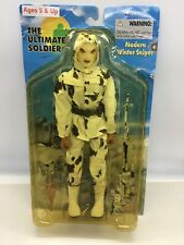 NEW ULTIMATE SOLDIER MODERN WINTER SNIPER 12 INCH ACTION FIGURE