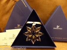 New Swarovski 2013 Annual Star Snowflake Ornament! 5004489