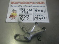 HONDA  CBR 1000 RR8 RIGHT FOOT REST HANGER (M40)