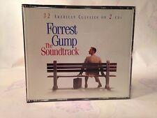 FORREST GUMP Soundtrack 2-CD Elvis Presley*Byrds*The Doors*Bob Seger*Beach Boys