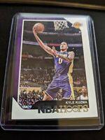 2018-19 NBA Hoops - Kyle Kuzma #175 - Los Angeles Lakers GEM MINT