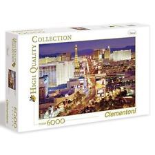 Clementoni puzzle 6000 Pz. Las Vegas