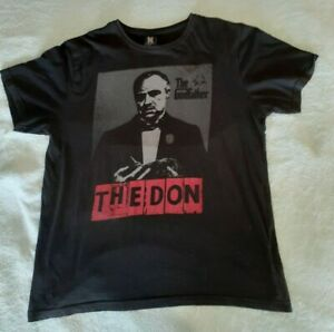 THE GODFATHER-THE DON/ Size L/---------A1-T SHIRT