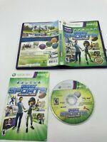 Microsoft Xbox 360 CIB Complete Tested Kinect Sports: Season 2