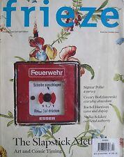SIGMAR POLKE  / NEDKO SOLAKOV October 2007 FRIEZE Contemporary Art & Culture NEW