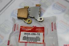 OEM REAR BACK BRAKE PADS 06435-KRN-712