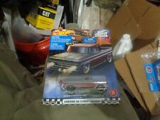 2020 HOT WHEELS PREMIUM BOULEVARD CUSTOM '62 CHEVY PICKUP Truck