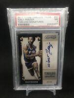eBay 1/1 Graded WALT FRAZIER 2012 TIMELESS TREASURES SIGNATURES AUTO 1/99 Knicks