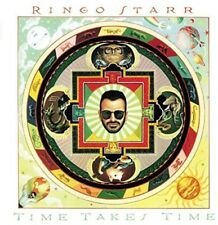 Time Takes Time by Ringo Starr (Vinyl, Nov-2017, Music on Vinyl)