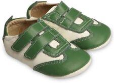 Old Soles Slider Green/White First Walker Size 2, 6-9 Months Brand New