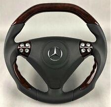 Mercedes SLK R171 C W203 Holz Sport Lenkrad burl wood steering wheel volant bois