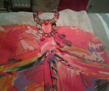 Debenhams Party Plus Size Halter Neck Dresses for Women