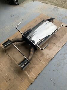 Clio 182 Exhaust Btm Style With Decat Pipe