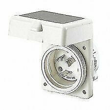 HUBBELL #HBL503NM   50A 125V SHORE POWER INLET