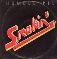 Humble Pie Vinyl LP A & M Records, 1972, SP-4342, Smokin' ~ VG