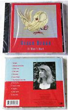 GRACE BRAUN It Won´t Hurt .. CD OVP/NEU
