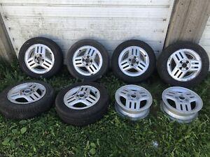 Vauxhall Nova GTE SR Alloy Wheels x 8