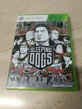 Sleeping Dogs Microsoft Xbox 360 Square Enix