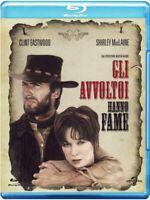 Gli Avvoltoi Hanno Fame - Blu Ray Universal Fuori Catalogo - Nuovo Sigillato