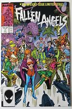Fallen Angels #7 (Oct 1987, Marvel) Limited Series (C3846)