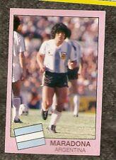 Figurina Calciatori Panini Gazzetta 1985-86! N.332! Maradona! Argentina Nuova!!