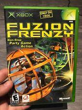 Fuzion Frenzy Platinum Hits (Microsoft Xbox, 2004)