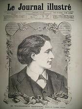 ACADEMIE FRANCAISE THEATRE VICTORIEN SARDOU RUSSIE EXECUTION  GRAVURES 1877