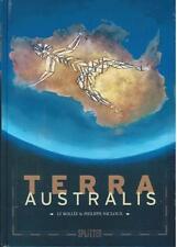 Terra Australis, Splitter