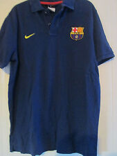 Barcelona 2004 POLO Football Shirt Size Medium adult /39461