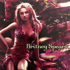 Britney Spears CD Single Everytime - Europe (M/M)
