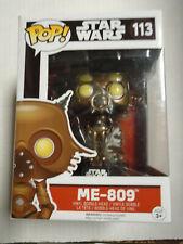 Funko Star Wars ME-809 #113 POP! Figure NEW