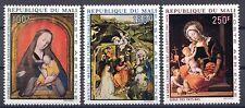 Mali - 1970 Religious paintings - Mi. 217-19 MNH