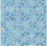 Winter White 2 Novelty Print By Robert Kaufman-BTY-Blue With Silver Highlights