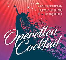 Operettencocktail-Das Land des Lächelns-Der Vetter von Nicolai Gedda,Peter Anders,Elisabeth Schwarzkopf (2016)