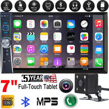 """7"""" 2 DIN IN Dash Car Stereo Video AUX MP5 Player E-Link for Android W/ Camera YG"""