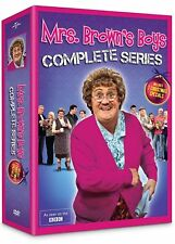 MRS BROWNS BOYS - COMPLETE SERIES,1-3+CHRISTMAS DVD BOX SET, FREE SHIPPING,NEW.