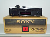 Sony SCD-XA5400ES High-End SACD-Player Schwarz, OVP&NEU, 2 Jahre Garantie
