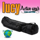 LUCY BRAND BACK TO THE MAT YOGA BAG BLACK