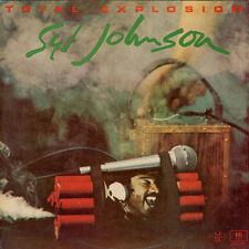 Syl Johnson - Total Explosion (Vinyl LP - 1975 - US - Original)