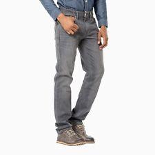 Levi's Men's Jeans 511 Slim Skinny Leg 1299 Grey Wash Denim 33x32