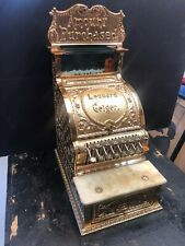 Restored Model 50, National Brass Candy Store Cash Register