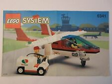 LEGO City Octan 6341 Gas N Go Flyer
