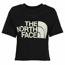 The North Face Womens Short Sleeve HD Tee Graphic Logo Top NF0A4AUFJK31