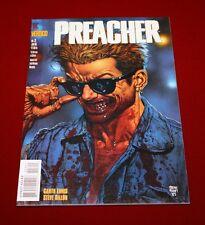Rare Preacher Bd #3, Should Grade à 9.6 - 9.8, NM , 6/95, Fassst & Sûr Vaisseau